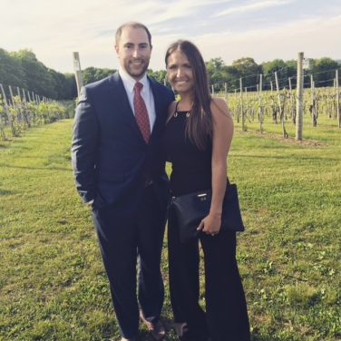 Our friend's wedding in Connecticut