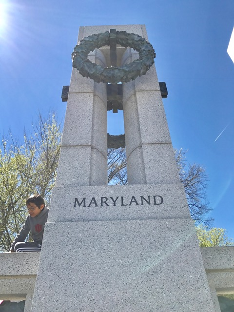 Maryland WW II