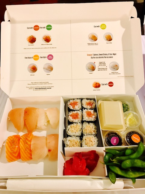 Sugarfish Box