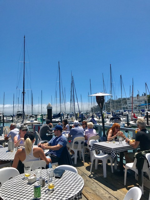 Sam's Anchor Cafe - Tiburon