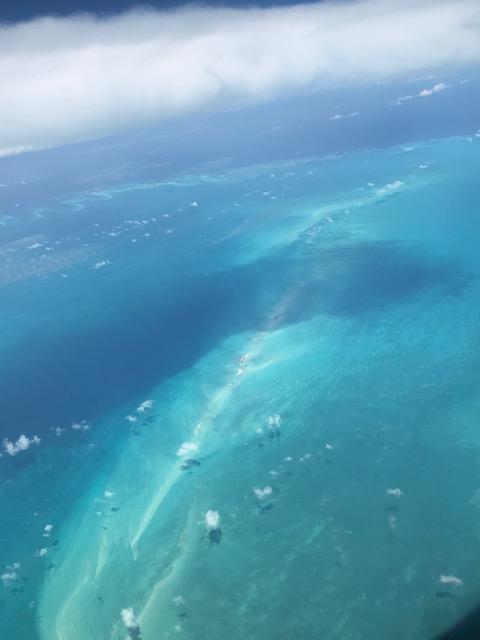 Bahamas Flyover