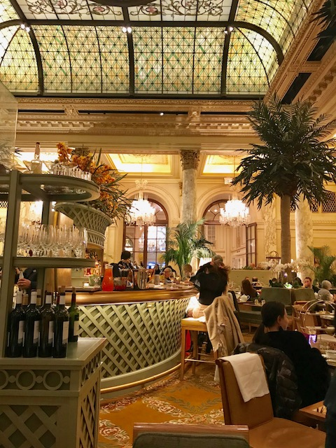 The Plaza Palm Court 1