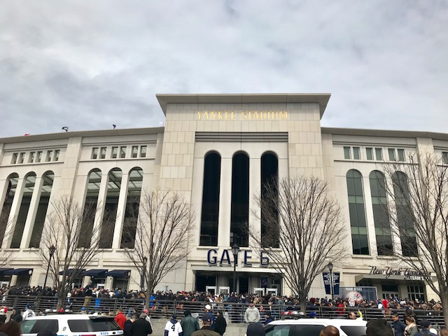 Yankee stadium 1